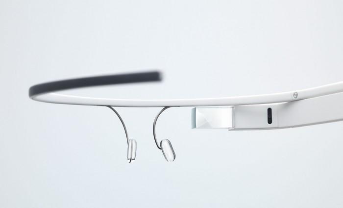 lunettes futuristes GoogleGlass
