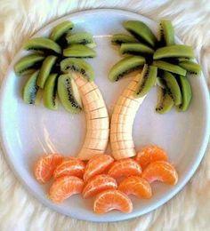 salade de fruit palmier