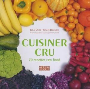 Cuisiner cru recettes crusine