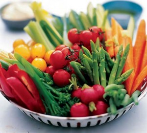 régime raw food