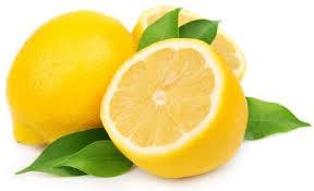 masque anti âge citron